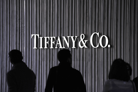 Tiffany's & Co plans to open boutique in the heart of Moscow, on the Red Square. Source: Reuters