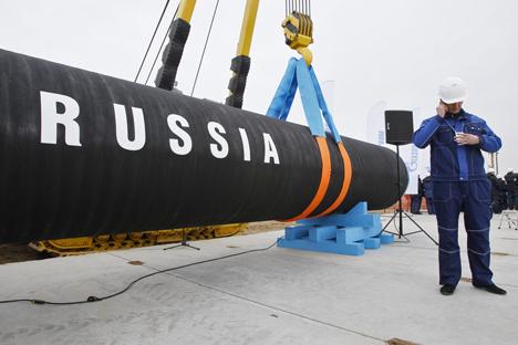 Na Rússia, a produção atual é dominada por estatais, com Rosneft e Gazprom à frente Foto: AP