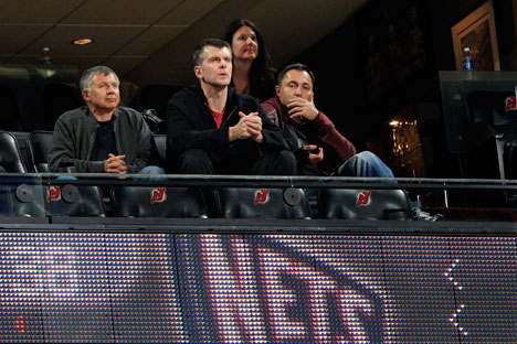Brooklyn Nets, owned by Russian Mikhail Prokhorov, overtakes the Los Angeles Lakers in its total payroll. Source: AP