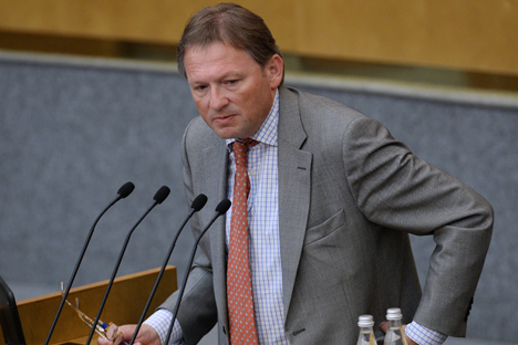 Business ombudsman, Boris Titov, has proposed an amnesty for businessmen guilty of economic crimes, on May 23. Source: Kommersant