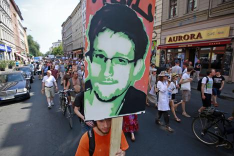 Компаниите се обидуваат да го искористат Сноуден во рекламни цели. Извор: Reuters