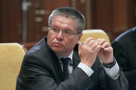 O ministro Uliukaiev é a favor de uma privatização cuidadosa Foto: ITAR-TASS