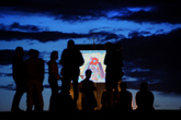GraFFFest 2013: A virtual bridge from Amsterdam to St Petersburg