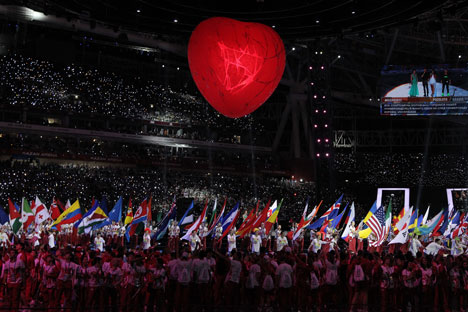 The longer-term plan of Kazan is to make a bid to host the 2024 Olympic Games. Source: Rossiyskaya Gazeta