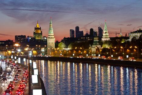 Número de pessoas que preferem morar em Moscou caiu 5% em 7 anos Foto: Reuters