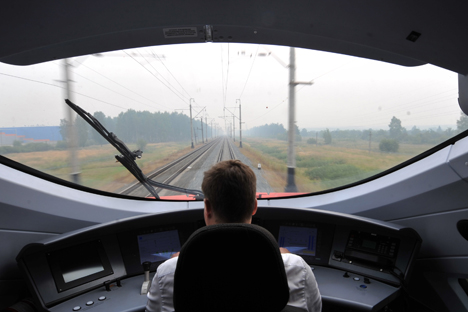 The high-speed journey from Moscow to Kazan will take 3.5 hours compared to the current 14 hours.