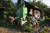 The dacha: Where Russians disappear to in summer