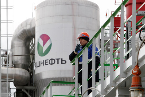 Russian company Bashneft named one of the world's leading value creator. Source: Reuters