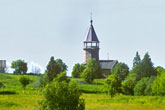 The Churches of Kondopoga: traditional art and Peter the Great