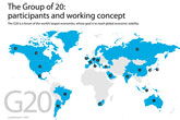 The Group of 20: participants and working concept