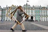 Russia tops European countries in art theft