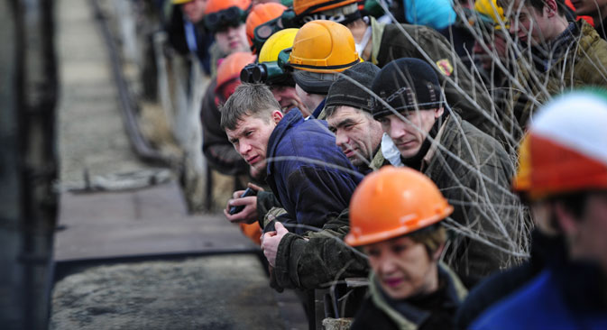 During the lifespan of the program, only 70,000 people have returned to Russia; the majority of them are low-skilled workers. Source: ITAR-TASS
