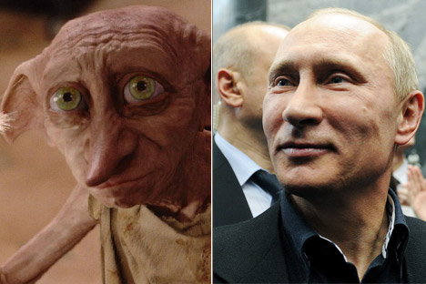 a group of Russian lawyers took the physical similarity between Putin and Dobby so seriously that they wanted to sue Warner Bros