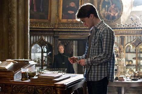 Harry Potter converted to Orthodoxy?