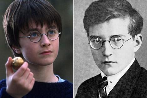 Harry Potter is just a reincarnation of Shostakovich?