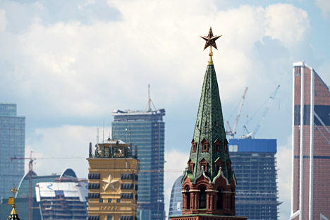 Russia climed 20 points in the World Bank's rating. Source: Vladimir Pesnya / RIA Novosti