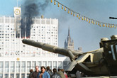 How October 1993 led to President Putin