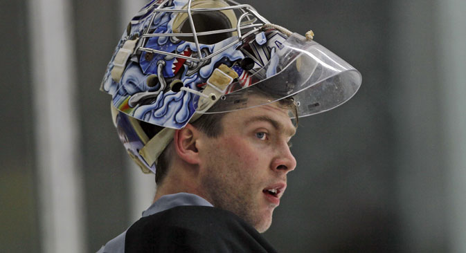 Varlamov could face six years in prison. Source: AP