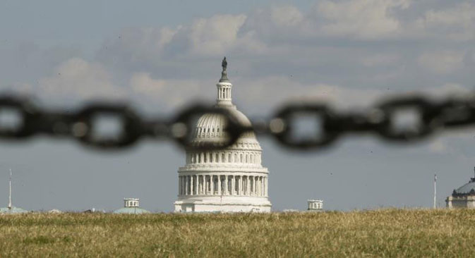 It remains to be seen what implications  the U.S. government shutdown will have. Source: Reuters
