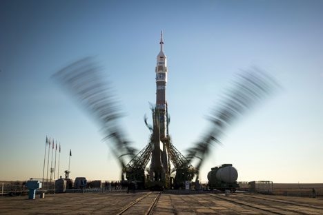 NASA plans to stop using Russia's Soyuz rockets. Source: www.nasa.gov