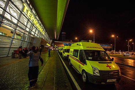 Bandara Kazan. Sumber: Valentin Elagin/RIA Novosti