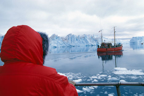 The Arctic: Risk and opportunity. Source: Getty Images / Photobank
