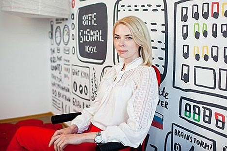 Elena Shifrina: You can find security in your own financial independence. Source: Press Photo