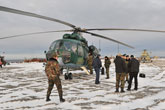 Russian military returns to the Arctic
