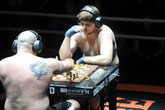 Chessboxing: Combining the board and the ring