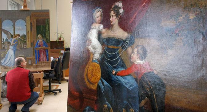 Mais de 150 mil artefatos expostos e 3 milhões guardados em cofres receberam a marcação Foto: PhotoXPress