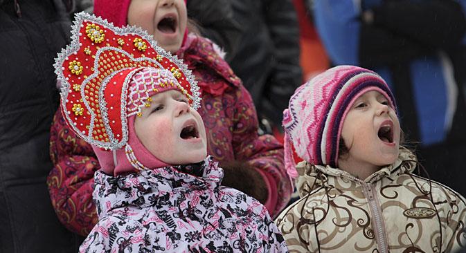 Rusi vjeruju da će s ovom pjesmom sve biti dobro! Izvor: PhotoXPress