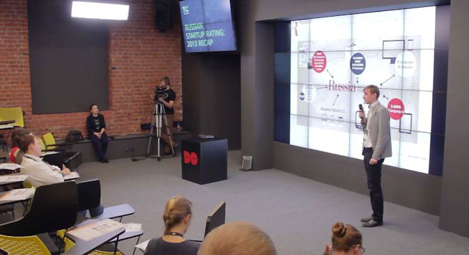 RBTH is ready to present TOP-50 Russian startups. Source: RBTH