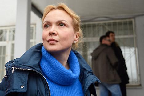 A privação do direito de exercer a atividade jornalística não restringe o direito de Panova à liberdade de expressão Foto: ITAR-TASS