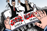 Syrian crisis: Book with an open ending
