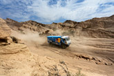 Dakar Rally in Argentina