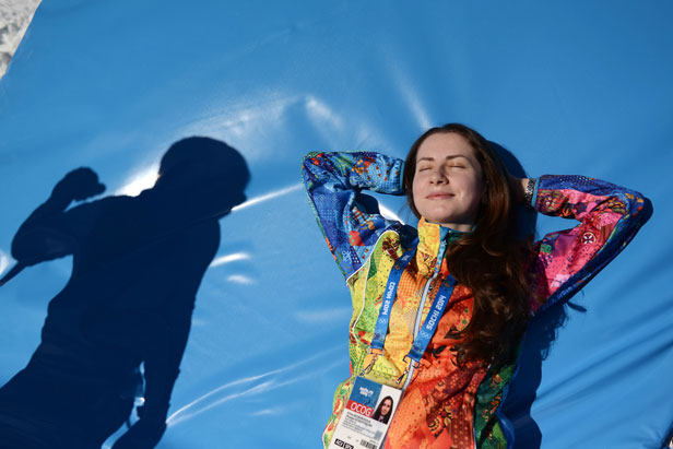 Sochi Olympics volunteers