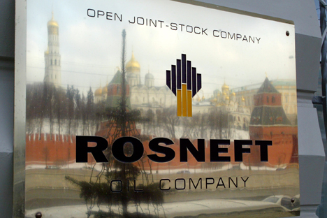 Rosneft is responsible for four out of every 10 barrels of crude that Russia produces. Source: AP