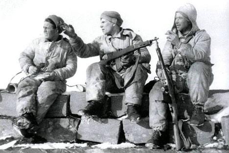 O rifle de Fiodorov rapidamente ganhou elogios por suas inovações Foto: divulgação