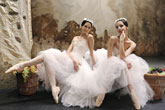 Russian ballet invites Britain to the dance