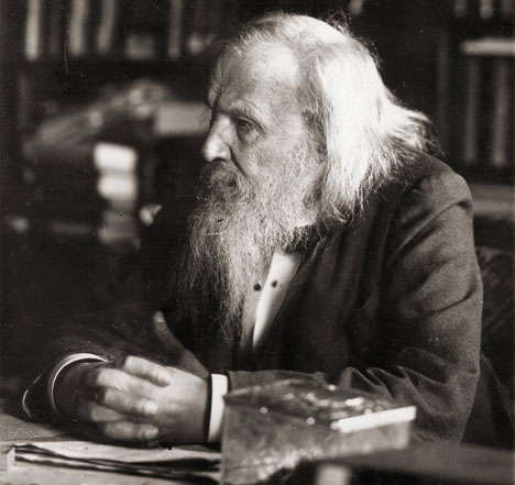 Thanks to the combined work of eminent Russian mathematician Chebyshev, professor Chernov, engineer Obukhov and the great Russian chemist Dmitry Mendeleyev (pictured) Russia was one of the first countries to adopt rifled cannons for field, naval and fortification artillery. Source: Press photo