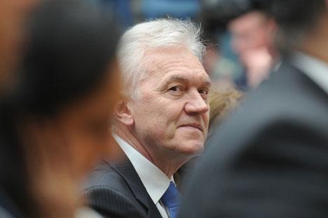 Gennady Timchenko. Source: RIA Novosti