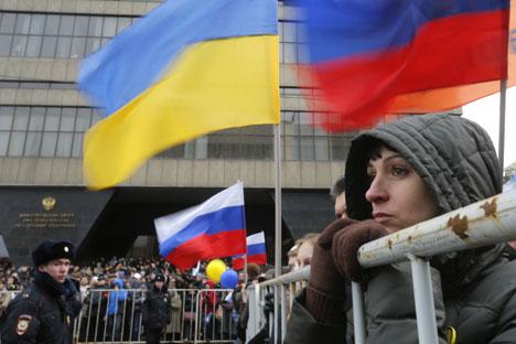 O presidente venezuelano acusou os países que não reconhecem os resultados do referendo na Crimeia de terem padrões duplos Foto: PhotoXPress