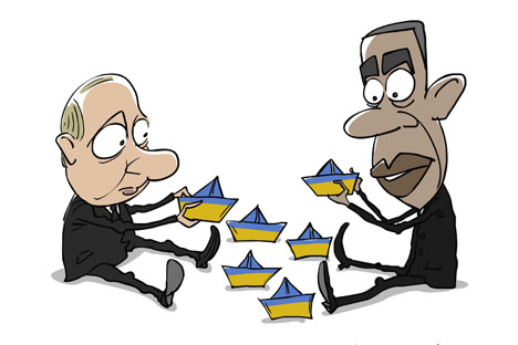 Why Moscow is being so decisive over Ukraine