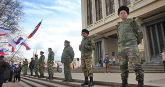 Vox Pop: Crimea's future