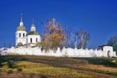 Yeniseisk: Heritage landmark on Siberia's central river