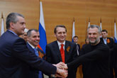 It's official: Parliament approves Crimea's entrance into the Russian Federation