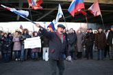 Crimea splits Russian society in two
