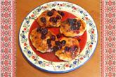 Delicious Russia: Syrniki, fried quark pancakes