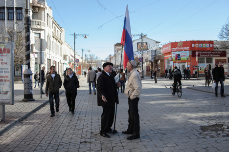 At the moment, Simferopol has sister relations with 11 cities.