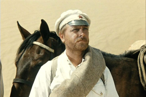 Comrade Sukhov from 'White Sun of the Desert.' Source: kinopoisk.ru